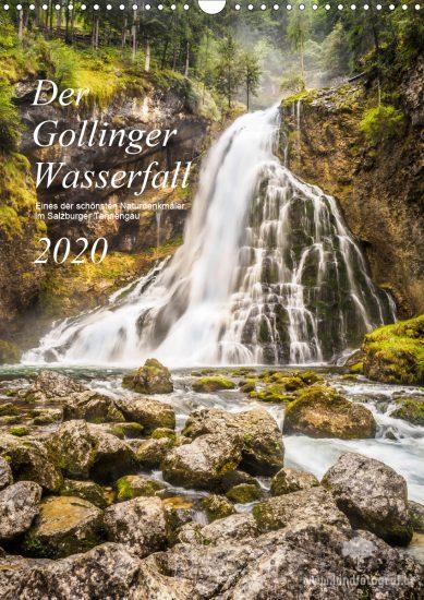 Kalender Gollinger Wasserfall 2020